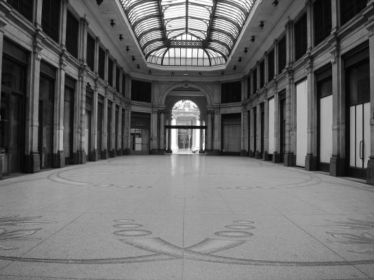 Milano - Galleria Meravigli