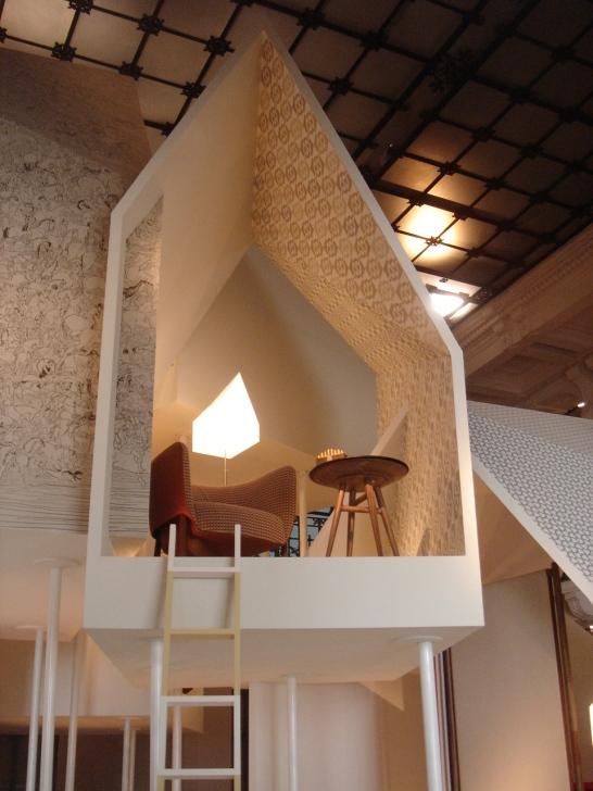 Milano - Circolo Filologico Fuorisalone2013- Hermès - installazione