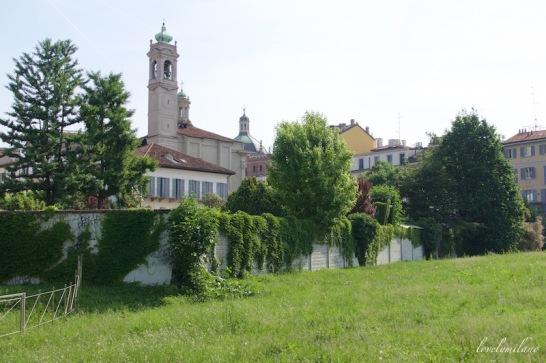 Anfiteatro romani di Milano - un paesino